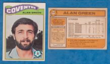 Coventry City Alan Green 268